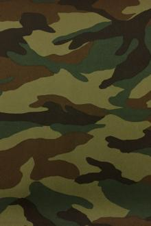 Japanese Camouflage Cotton Twill 0