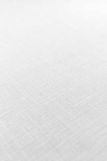 Italino Handkerchief Linen in White0