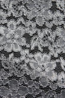 Polyester Nylon Stretch Lace0