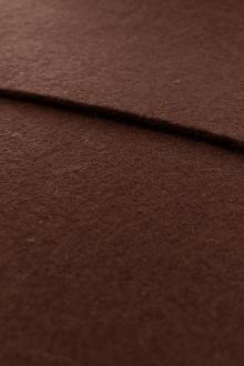 Flameproof Wool Felt 16oz in Mahogany 0