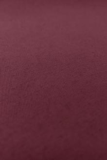 Japanese Water Repellent Cotton Nylon in Wine0
