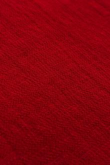 Rayon Nylon Crepe in Red 0