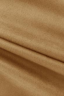 Stretch Suede with Scuba Backing in Camel0