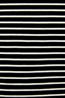 Rayon Poly Lycra Knit Stripe0