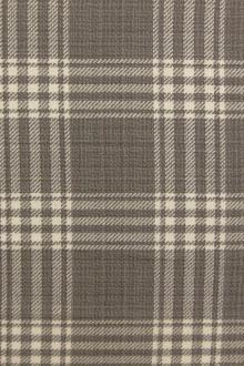 Cotton Upholstery Plaid0
