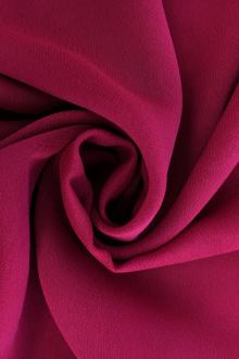 Iridescent Polyester Chiffon in Magenta0