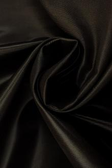 Dark Brown Silk Moiré0