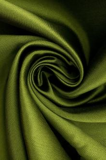 Silk and Polyester Zibeline in Grass0