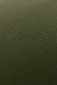 Japanese Water Repellent Cotton Nylon in Army Green0