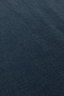 Rayon Nylon Crepe in Marine Blue 0