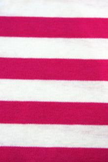 Cotton Knit Stripe0