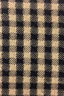 Silk Tweed With Check Pattern0