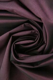 Taffeta Rainwear in Black Fuchsia0