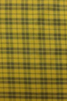 Silk Taffeta Plaid0