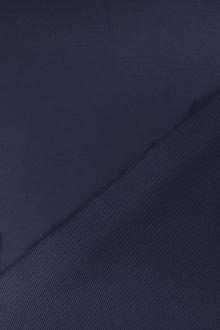 Double Face Polyester Twill Back Satin in Navy0