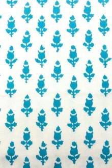 Cotton Lycra Twill Print0