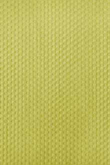 Cotton Stretch Pique in Citrus0