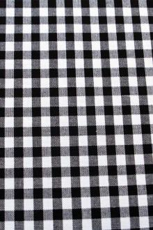 Cotton Woven Canvas Gingham0