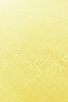 Japanese Organic Cotton and Tencel Lawn in Yellow0