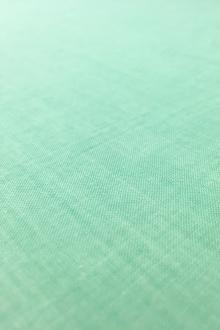 Japanese Organic Cotton and Tencel Lawn in Green0