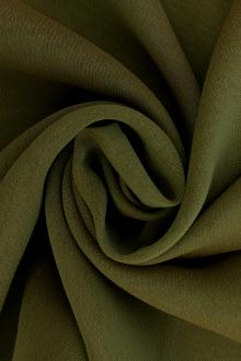 Iridescent Polyester Chiffon in Willow0