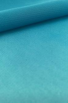 Japanese Polyester Chiffon in Sea Blue0