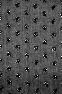 Swiss Cotton Voile Eyelet0