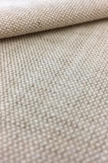 Linen Like Polyester in Oatmeal0