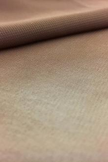 Japanese Polyester Chiffon in Chocolate Brown0