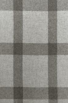 REDUCED Wool Oversized Plaid in Grey0
