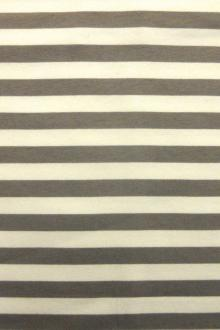 Cotton Spandex Stripe Jersey0