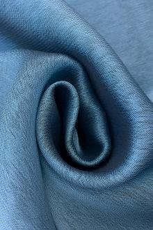 Iridescent Polyester Chiffon in Blue0