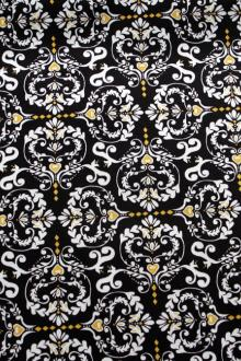Cotton Sateen Print0