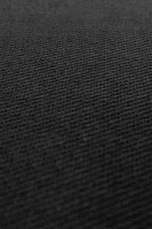 9oz Brushed Cotton Denim in Black0