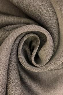Iridescent Polyester Chiffon in Stone0