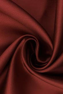 Silk and Polyester Zibeline in Ruby0