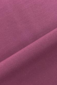 Italian Wool Satin Faille in Mulberry0