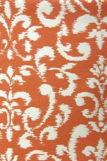 Upholstery Woven Ikat Deco Print0