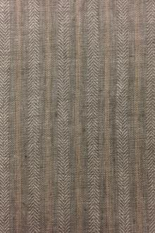 Striped Linen Novelty 0