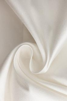 f849f5b12f7 Silk Blend Stretch Mikado in Ivory
