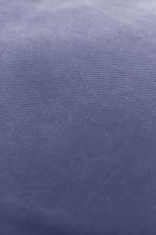Cupro and Viscose Blend Soft Twill in Denim0