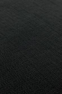 Rayon Nylon Crepe in Charcoal 0