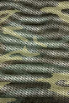 Woodland Camouflage Polyester Mesh0