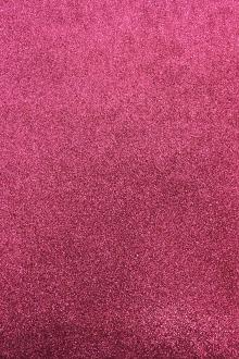 Heat Transfer Polyester Glitter Adhesive in Hot Pink0