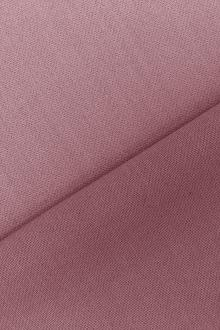 Italian Wool Satin Faille in Mauve Pink0