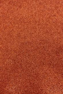Heat Transfer Polyester Glitter Adhesive in Orange0