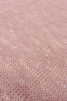 Linen Knit in Baby Pink0