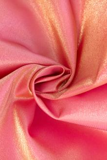Shimmer Viscose and Polyester Blend Taffeta0