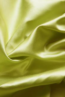 Silk and Cotton Sateen in Aloe0