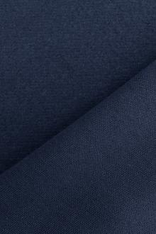 Japanese Cotton Sweatshirt Fleece in Navy0